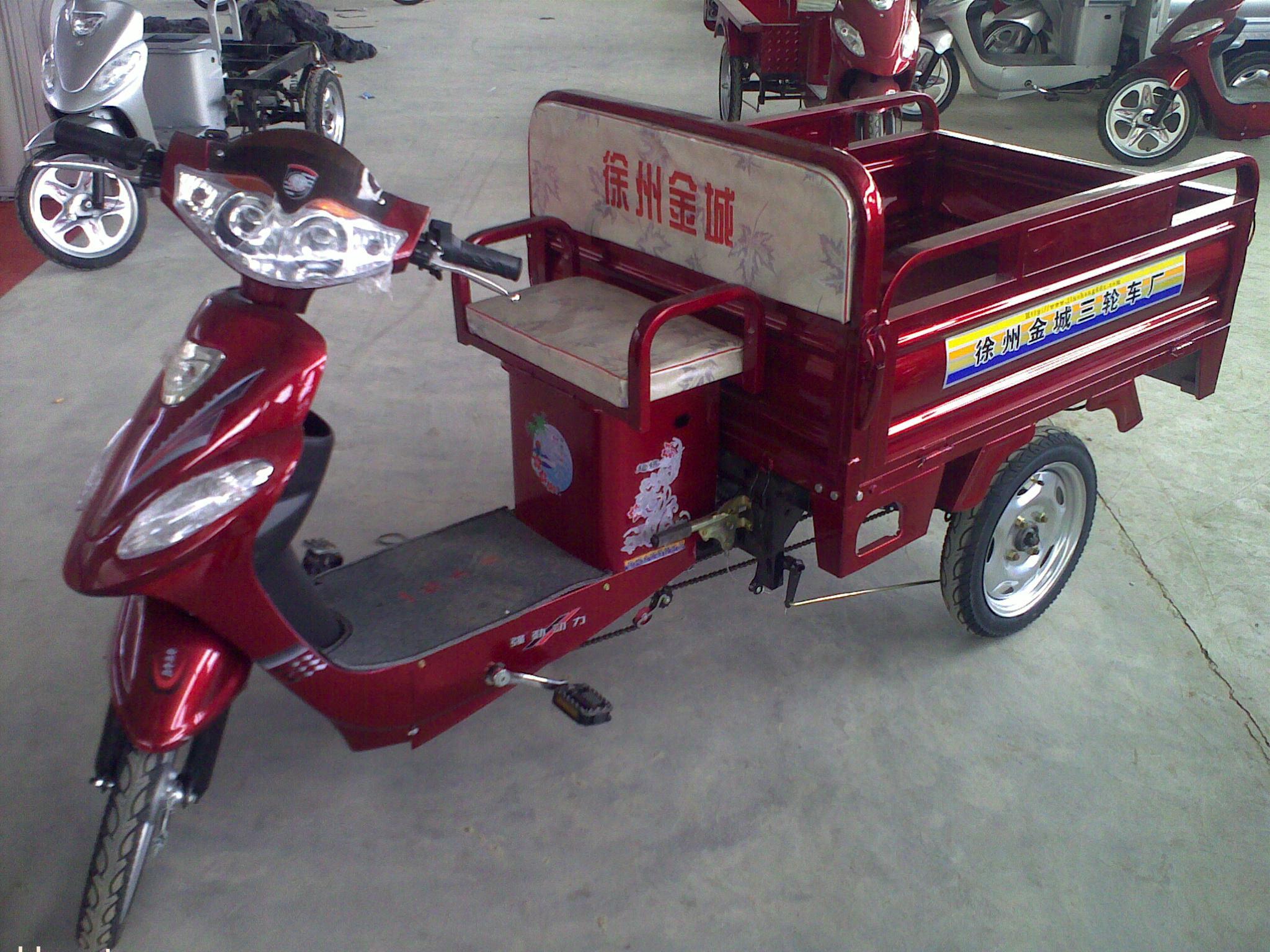 绿佳中置三开门 徐州金城三轮车厂,徐州金城三轮车厂图片