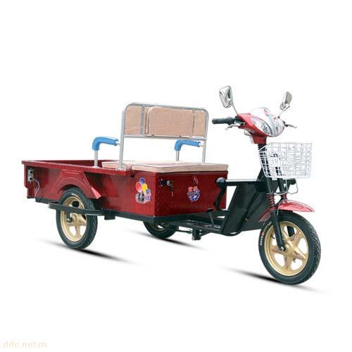 供应达尔康电动三轮车;; 太子三开门电动车;