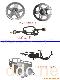 通信电动三轮车轮毂,电动三轮车配件,电动车配件