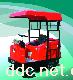绿能达电动清洁车(红色)