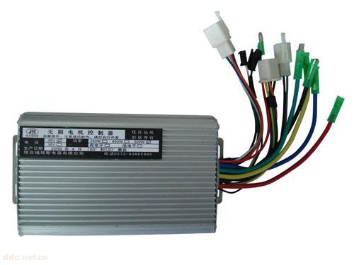 48v600w无刷电动车控制器控制器(12管)