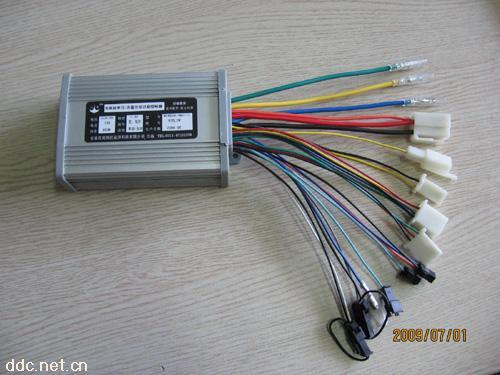 石家庄远洋科技1+1型电动车控制器