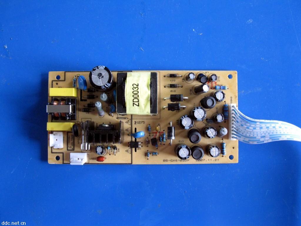 电动车充电器线路板