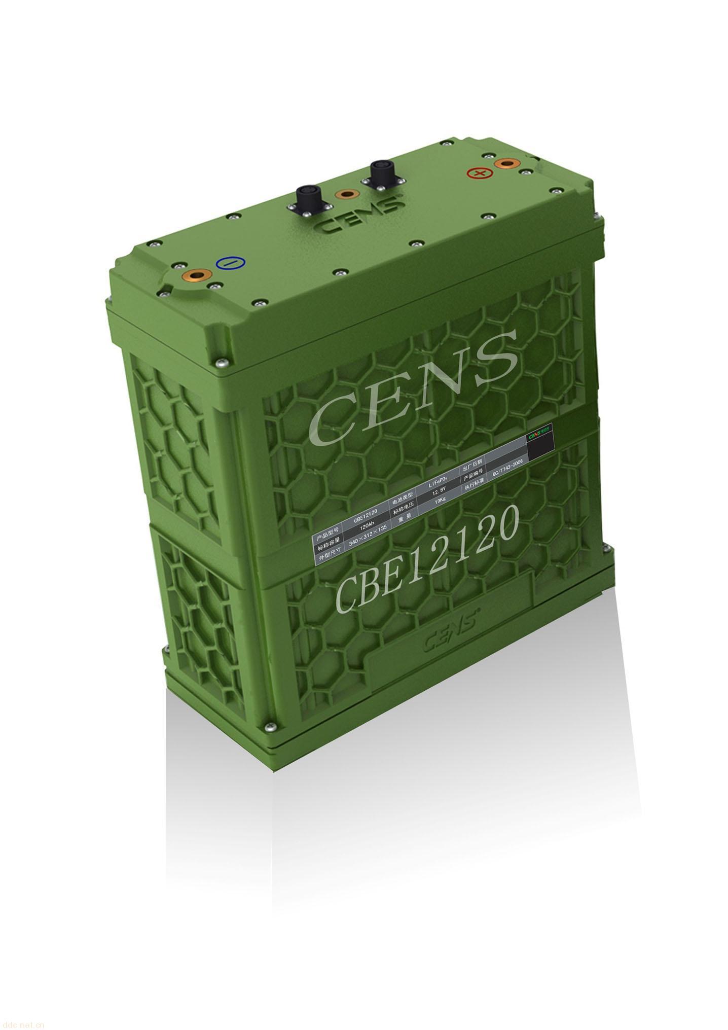 供应高能量型12v120ah电动车锂电池模块