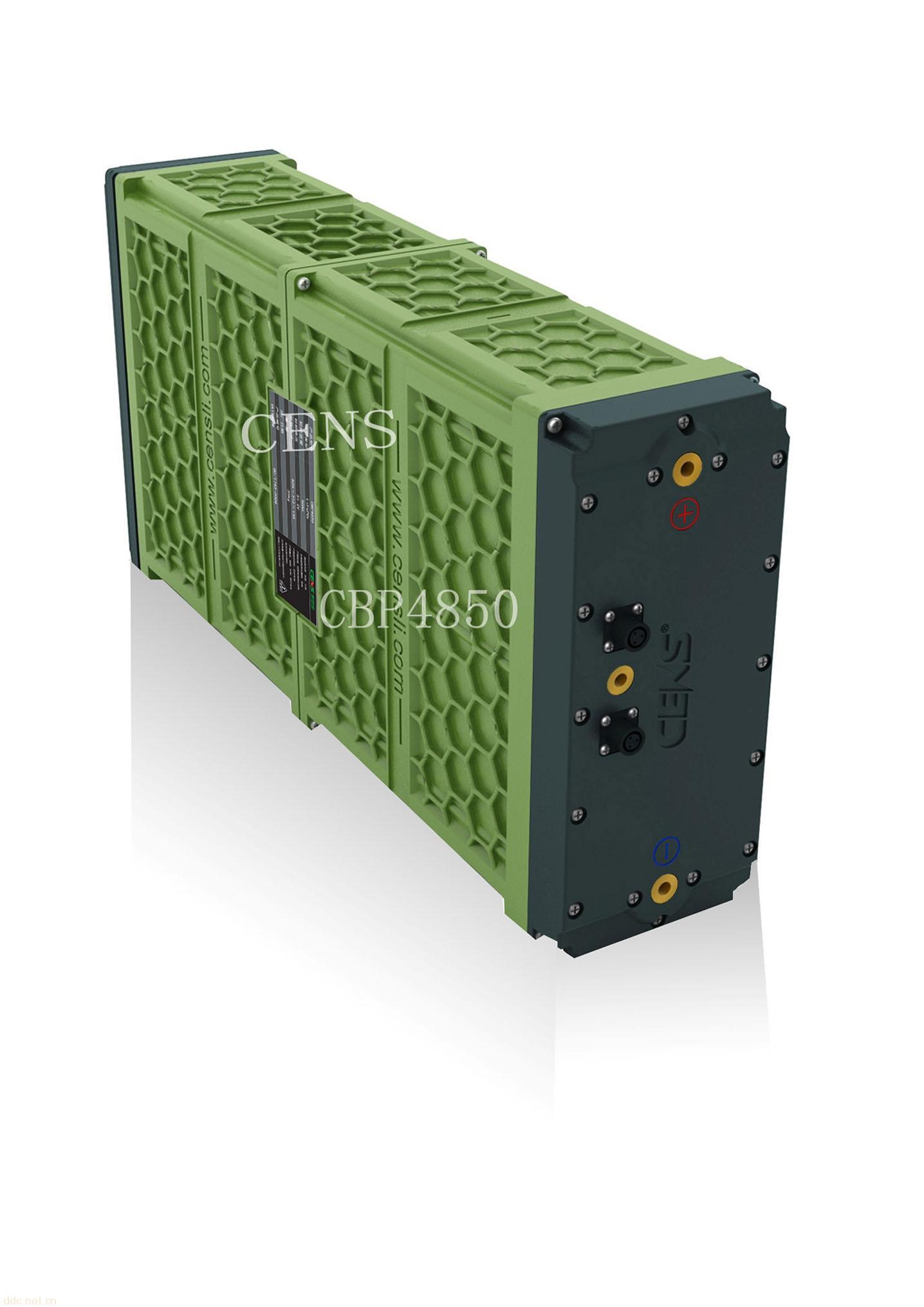 供应高功率型 CBP4850动力锂电池模块