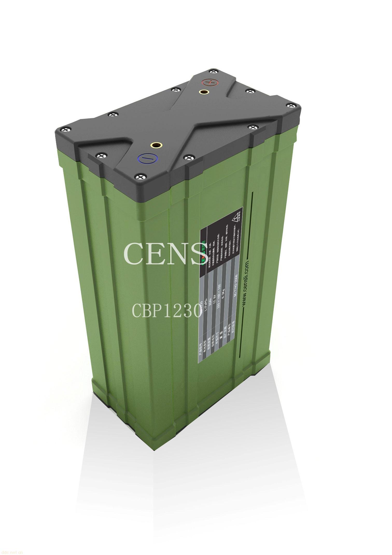 供应超高功率型 CBP1230磷酸铁锂启动电源模块