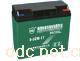 傅爱6-DZM-17电动车蓄电池