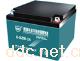 傅爱6-DZM-24电动车蓄电池