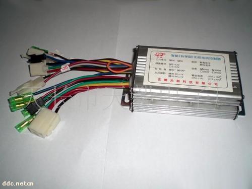 电动车控制器电路板接线图解