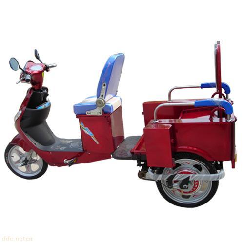 电动三轮车电路安装图纸展示