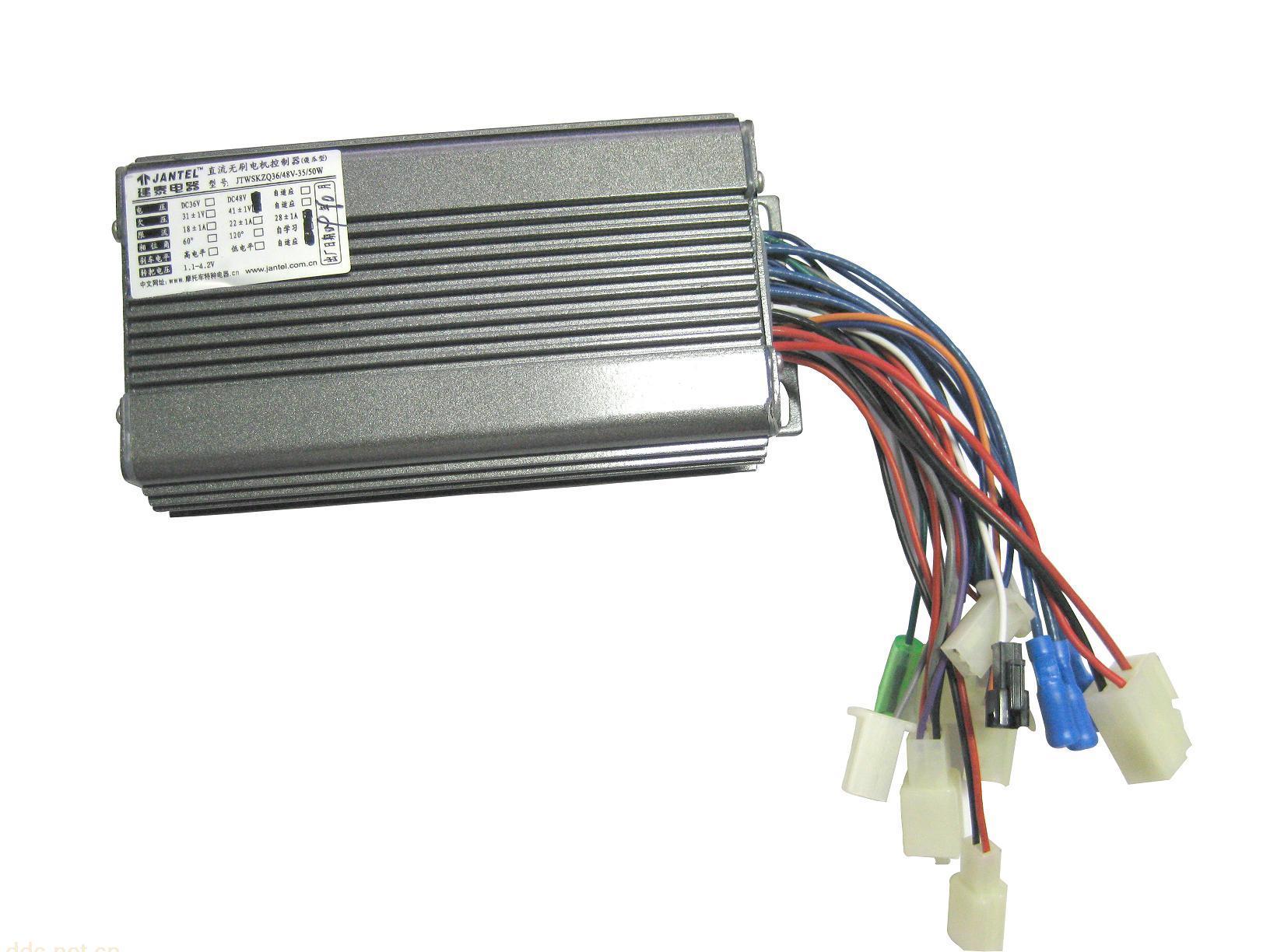 电动车控制器48V 500W