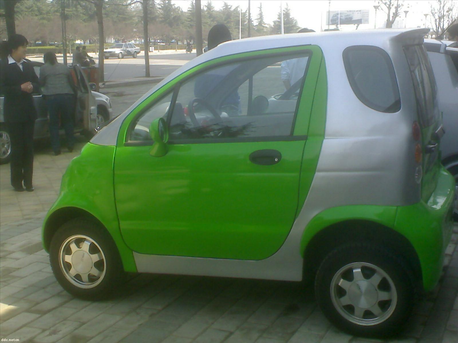 红星电动汽车 夏利N3款高清图片