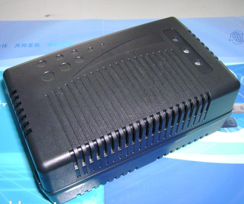 黑色电动车充电器外壳