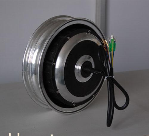 博尊电动车无刷永磁直流电机