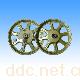 电动车配件、八筋轮、轮毂、轮毂、毂刹