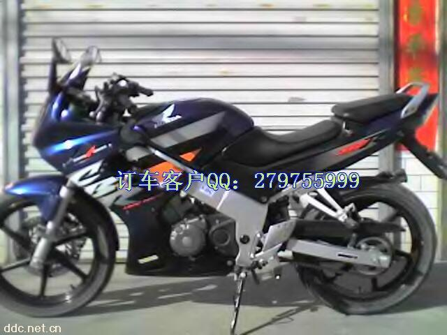 全新进口本田cbr150r摩托车