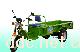 强立电动三轮车(绿色款)