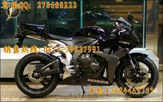 出售摩托车本田cbr600高清图片