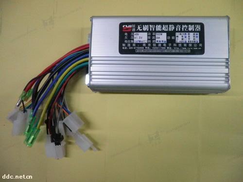 电动车控制器九管