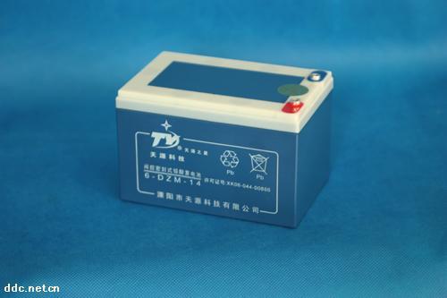 """江苏铅酸蓄电池,电动车铅酸蓄电池,""""天源之星""""电池"""
