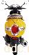 无锡人杰QQ7电动车塑件