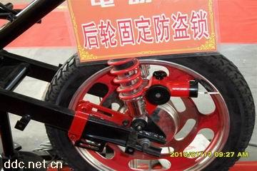 后轮固定可拆锁_无锡市傅师傅电动车防盗锁有限公司