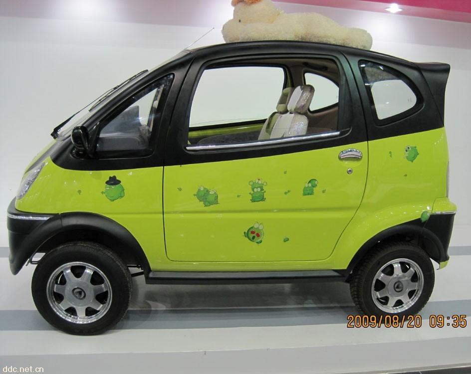 绿色电动汽车素材800 600