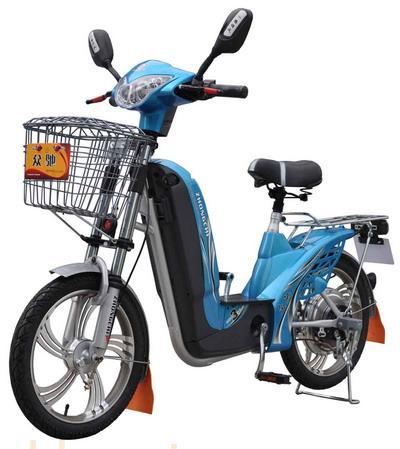 电动自行车tdp-03a小千鹤