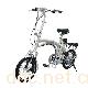 清风款TYF-011折叠铝合金电动自行车