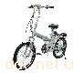 清风款TYF-012铝合金电动自行车