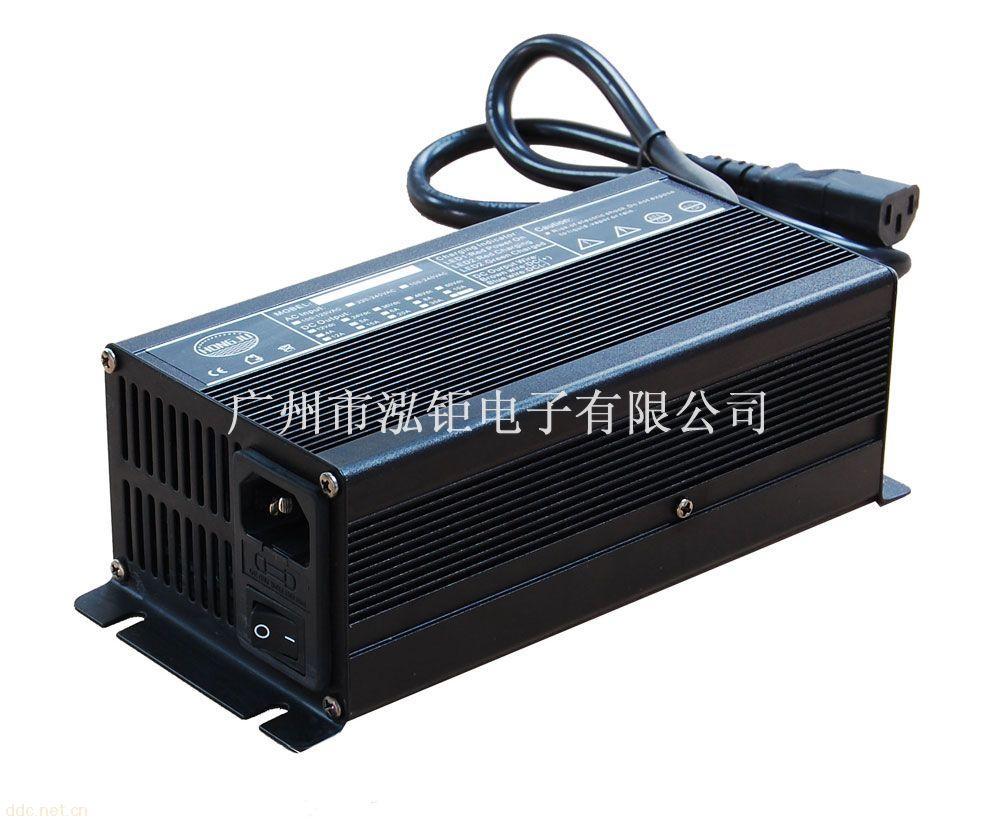 24v10a铅酸电池智能充电器