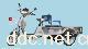天健TP-150白鹤电动三轮车