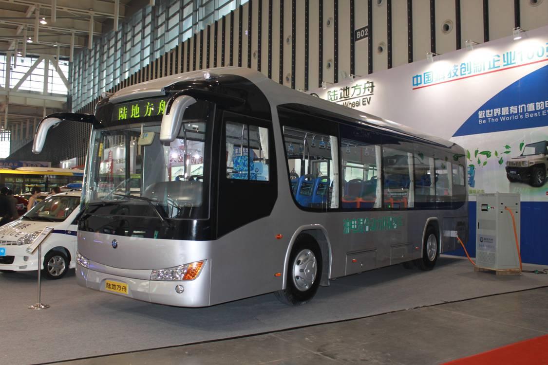 深圳陆地方舟电动车 高清图片