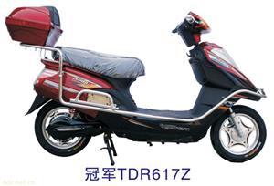 上海爱伦冠军电动摩托车