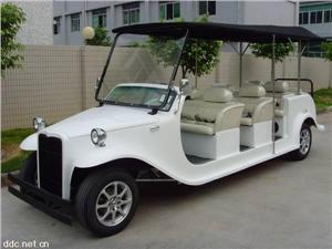 珠海亚飞亚LXB8A系列8座电动老爷车