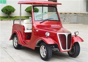 亚飞亚美式2座电动代步车