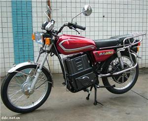 巨高新款电动摩托车