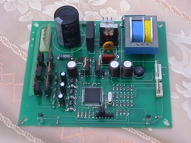 无刷电机控制器