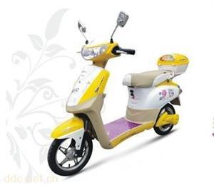 木兰350W48V豪华电动摩托车