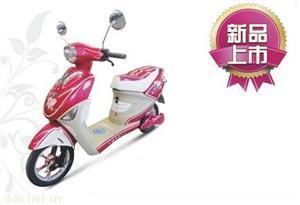 蓝贝粉色48V12AH小君威电动摩托车