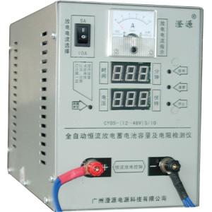 容量检测仪用于测定标称电压12~48伏5~100ah的铅酸蓄电池组的放电容量