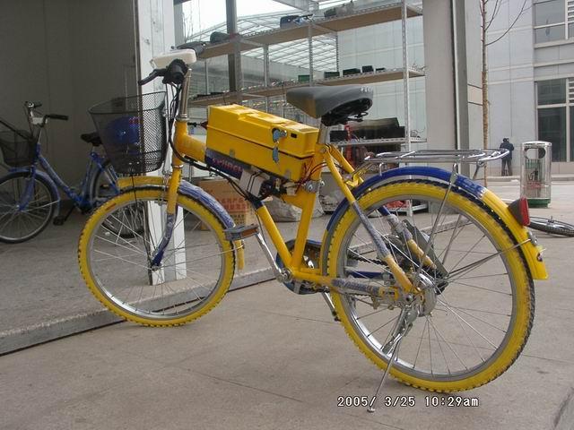 自行车改装电动车配件
