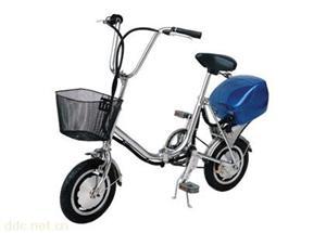 明珠MZ-BC-002折叠电动自行车
