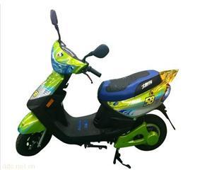 大陆鸽巧格运动版电动摩托车