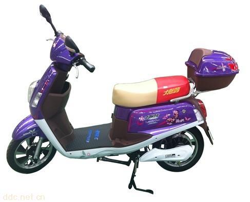 大陆鸽小萝莉电动摩托车