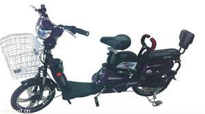 大陆鸽金蝴蝶三代电动自行车