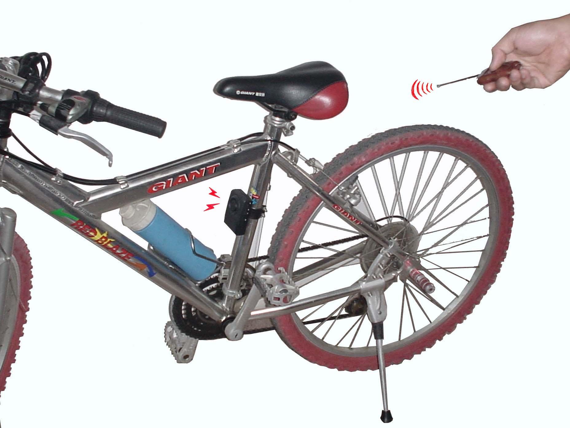 电动车/摩托车/自行车遥控防盗器