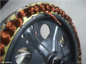嘉迪电动车焊接机实物