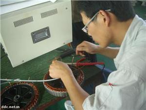 江苏嘉迪电动车电机焊接生产线