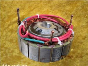 电动车电机焊接实物5